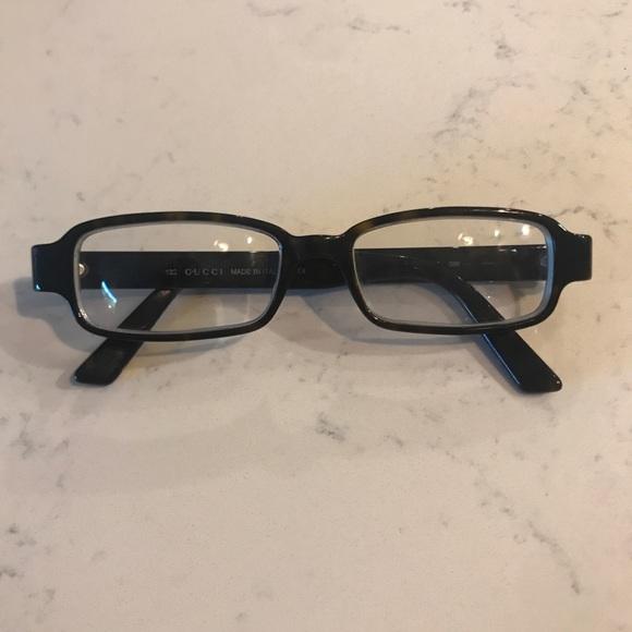 GUCCI- Glasses Frames Dark Tortoise